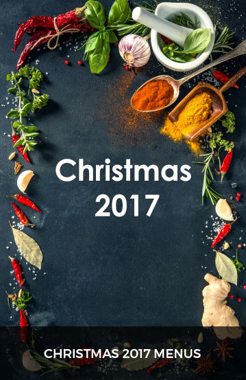 Take a Look at our Christmas Menus